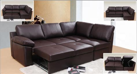 leather sofa beds looking and stylish with leather sofa bed