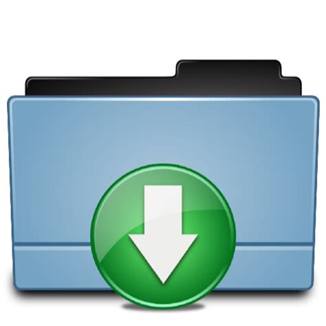 Folder Download icon free download as PNG and ICO formats ...