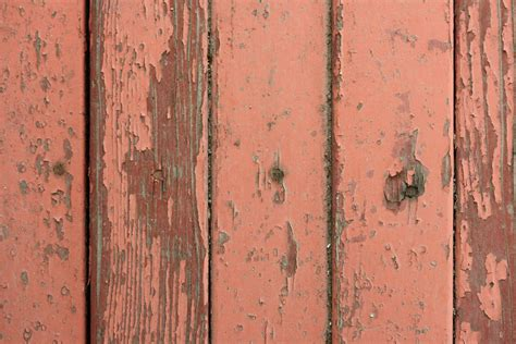 painted wooden peeling paint on wooden boards texture picture