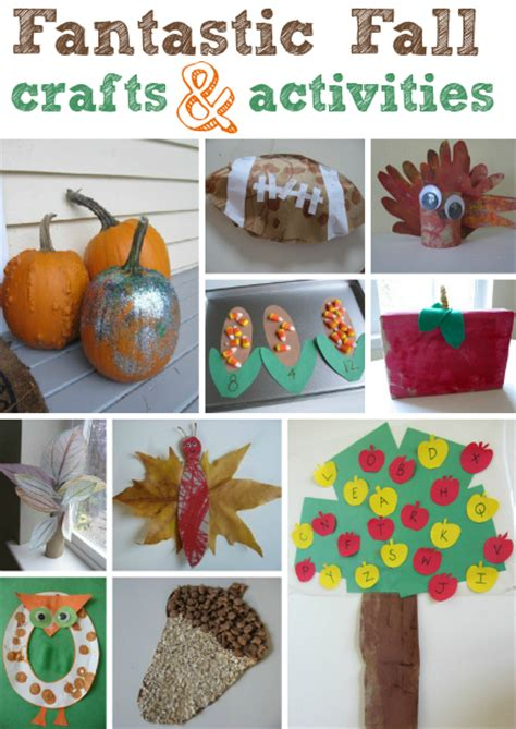 kid fall craft ideas fall projects for image search results