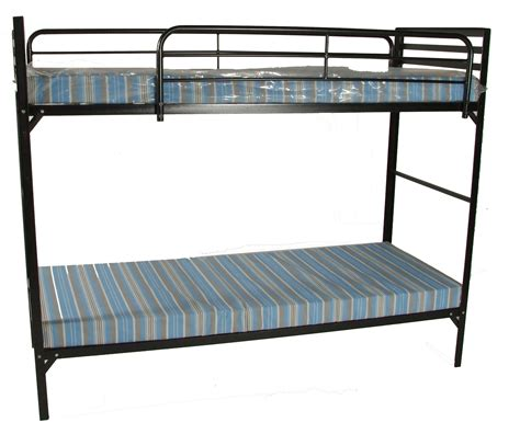 institutional bunk beds blantex c style institutional bunk beds w mattress