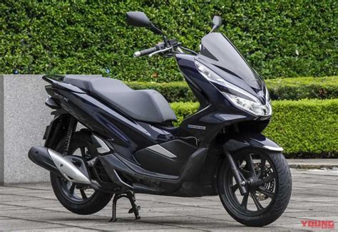 Pcx 2018 Japan by 2018 New Pcx Hybrid Test Drive Impression Motorcycle