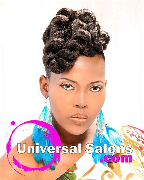 universal studios black hairstyles jumbo twist hawk hairstyle from latoya brown