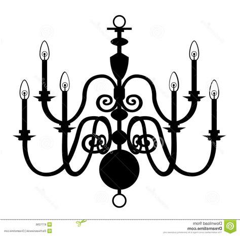 chandelier silhouette clip free chandelier clip 28 images chandelier silhouette