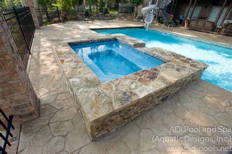 backyard pool and spa residential adi pool spa residential and commercial pools
