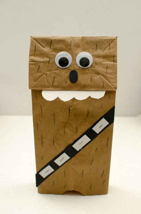 paper bag puppet craft 40 easy diy crafts for your to make