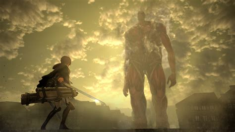 attack on titan 5 playstation general