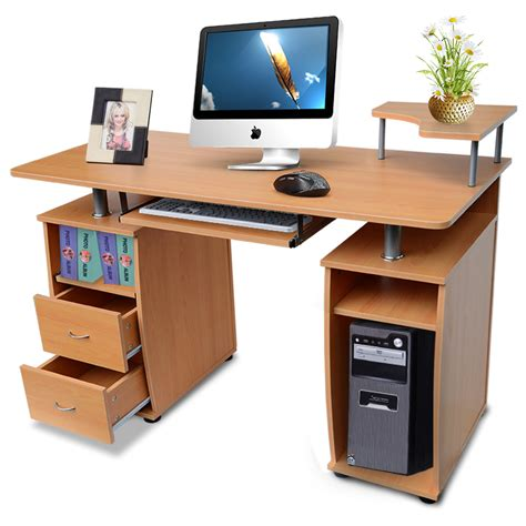 student desk with shelves student study table home office computer desk compact