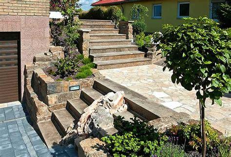 Der Naturstein Garten by Naturstein F 252 R Garten Und Haus Gartengestaltung Mit