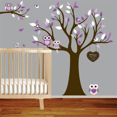 purple wall decals for nursery purple wall decals for nursery inspiring for decoration