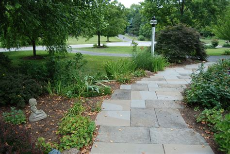 types of pathways in landscaping walkways pathways in chester county naturescapes