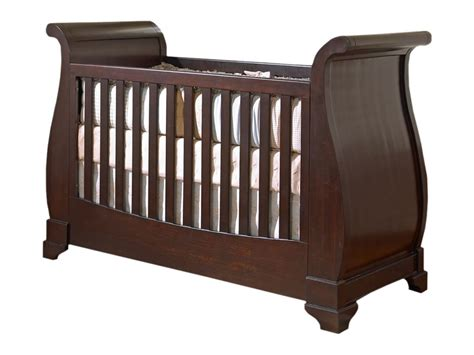 sleigh convertible crib child craft coventry traditional