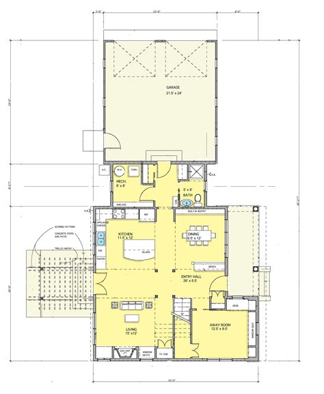 Simple Farmhouse Floor Plans lovable tiny house floor plans features small country