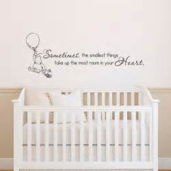 classic winnie the pooh wall decals for nursery best 25 wall decal quotes ideas on office