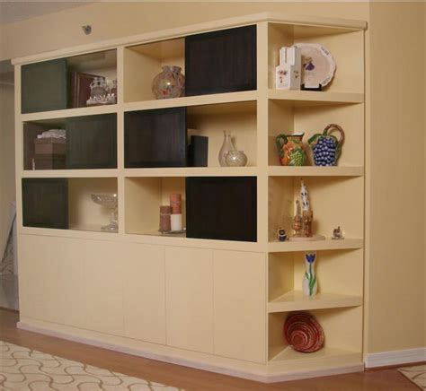 contemporary bookcase with doors maryland custom libraries and bookcases maryland