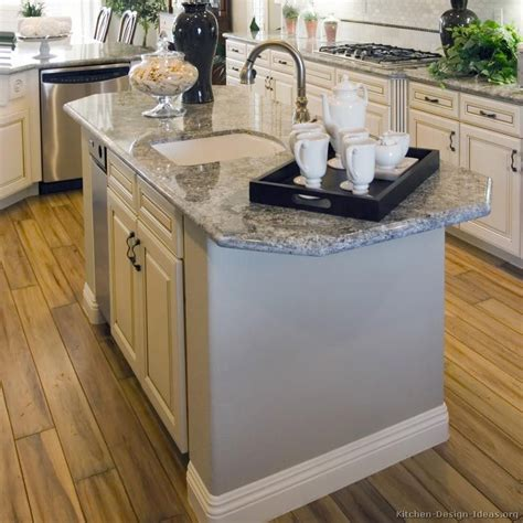 portable kitchen island with sink kitchen island with prep sink and pull out sprayer faucet wide plank wood floors kitchens