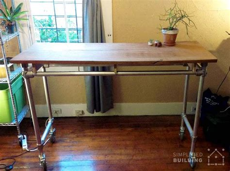 rolling standing desk 25 great ideas about standing desks on