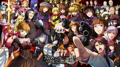 umineko no naku koro ni visual novel review umineko no naku koro ni chiru