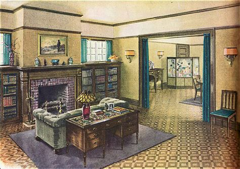 1920 homes interior 1920s living rooms a gallery on flickr