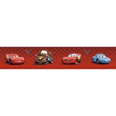 Race Car Wallpaper Border by Buy Disney Cars Border From Our Wallpaper Range Tesco