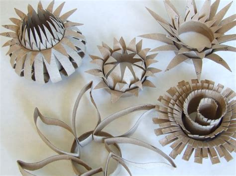 toilet paper roll flowers craft michele made me series 1 part 2 the feast of the