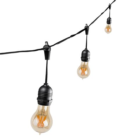 decorative lighting string replacement bulbs outdoor string light sockets bulbrite 25 foot outdoor