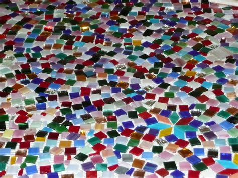 mosaic tile craft projects mosaic garden table project savwi