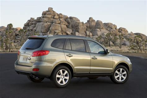 2009 Hyundai Santa Fe by 2009 Hyundai Santa Fe News And Information Conceptcarz