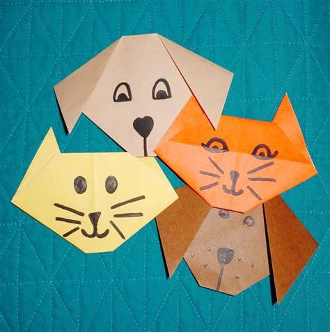 all origami origami tutorial origami cat and allfreepapercrafts
