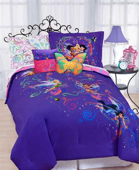 tinkerbell comforter set disney bedding surreal garden disney tinkerbell comforter