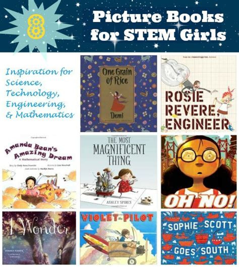 picture books for picture books for stem naturally educational