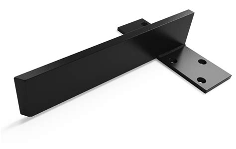 Bar Shower Mounting Bracket by Countertop Support Bracket For Floating Granite Floating