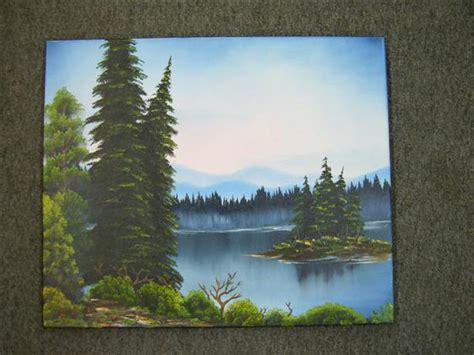 bob ross painting workshops bob ross style step by step painting classes with