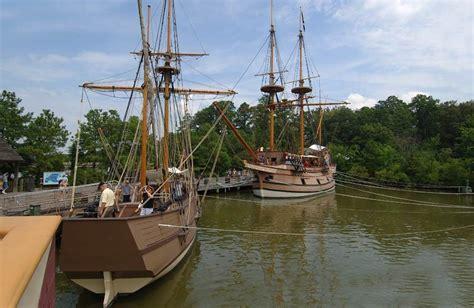 jamestown va ships jamestown settlement 0890 r2 williamsburg virginia