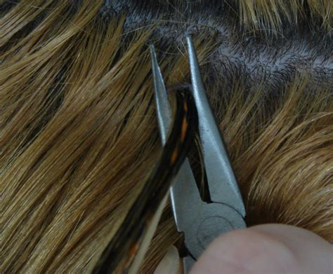 remove micro bead hair extensions removing feather hair extensions tutorial infinite