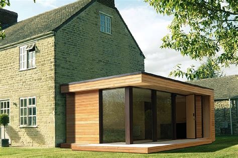 Low Cost Home Building modular extensions think gb homes