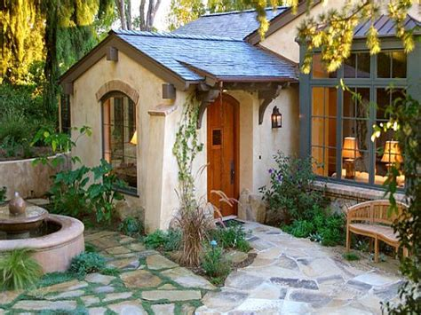 cottage style house plans with pretty garden house style and plans