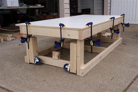 diy woodworking workbench here diy workbench handyman diy wood plans