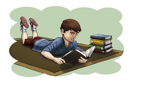 of reading books boy reading book by robertojales on deviantart