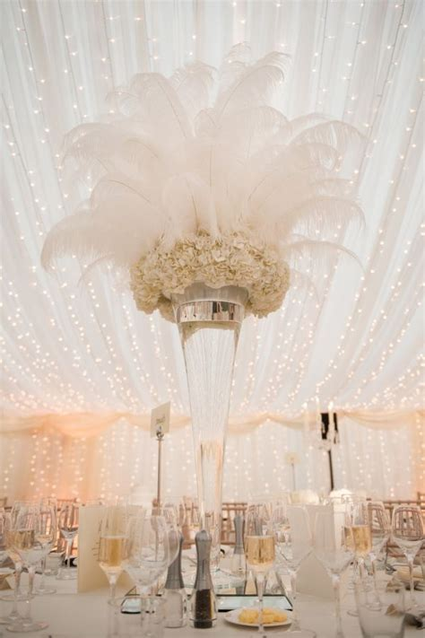 feather table centerpieces 25 best feather wedding centerpieces ideas on