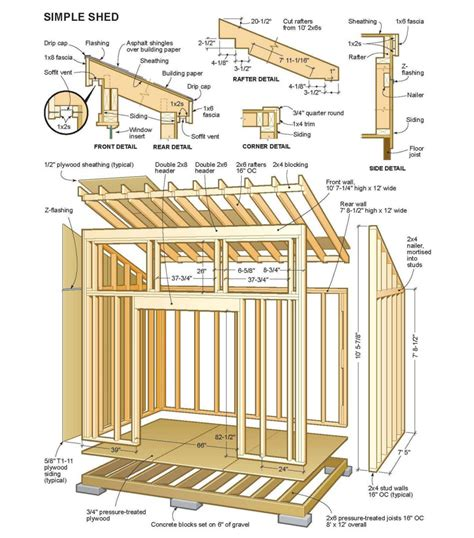 design blueprints for free 14 x 24 shed plans free sheds blueprints 7 steps to building your shed with wood shed