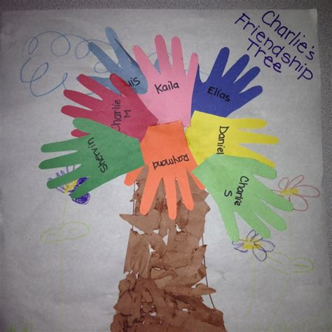 friendship craft ideas kindergarten friendship crafts