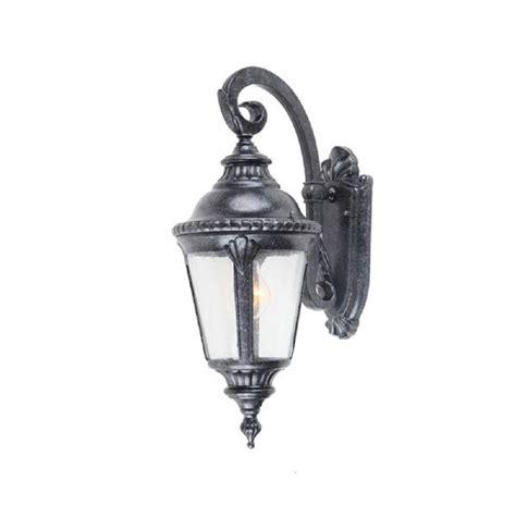 p m landscape lighting y decor dallin 1 light brownstone outdoor wall mount lantern el7201st 1m the home depot