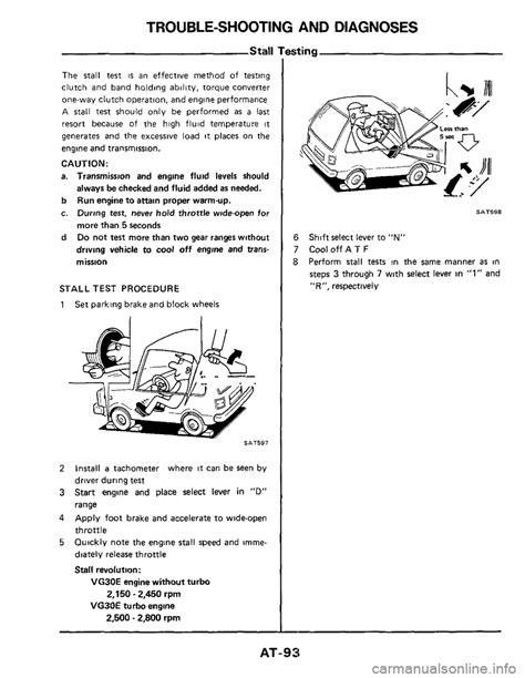 car repair manuals online free 1993 nissan sentra auto manual service manual car engine manuals 1993 nissan sentra electronic valve timing my 93 infiniti