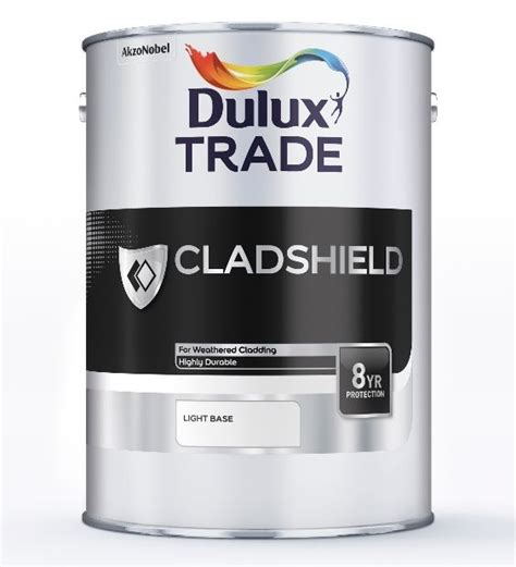 dulux trade chalk paint dulux trade cladshield tinted colours 5 litres