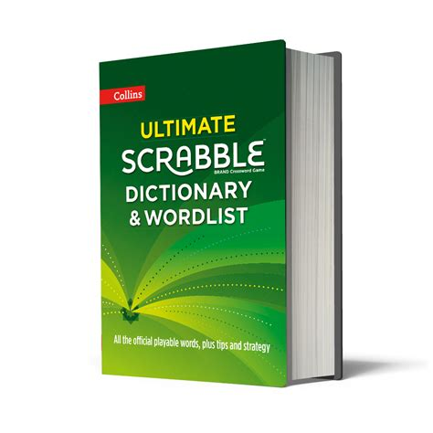ultimate scrabble scrabble guides from collins