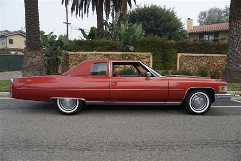 Cadillac Torrance by 1975 Cadillac Coupe De Ville Stock 979 For Sale Near