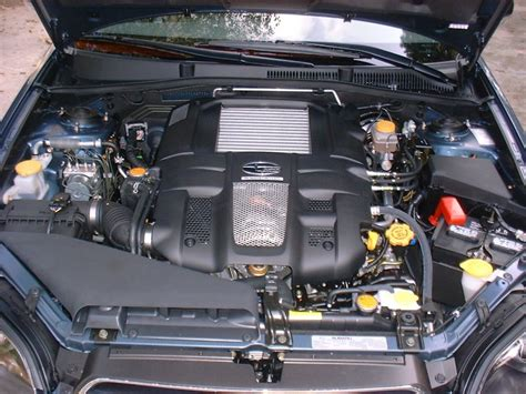 2005 Legacy Gt Engine by 2005 Subaru Legacy Gt Wagon
