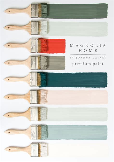 paint colors magnolia farms magnolia home paint review house of hargrove