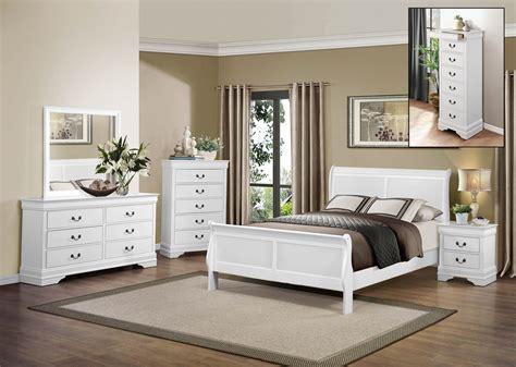 homelegance bedroom furniture homelegance mayville bedroom set white 2147w bedroom set